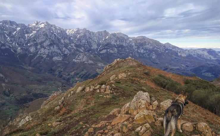 Imágenes de la ruta por el Valle de Cereceda y el Pico Jano