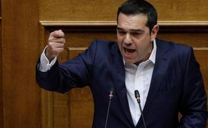 Tsipras supera la moción de confianza en el Parlamento por el acuerdo sobre Macedonia