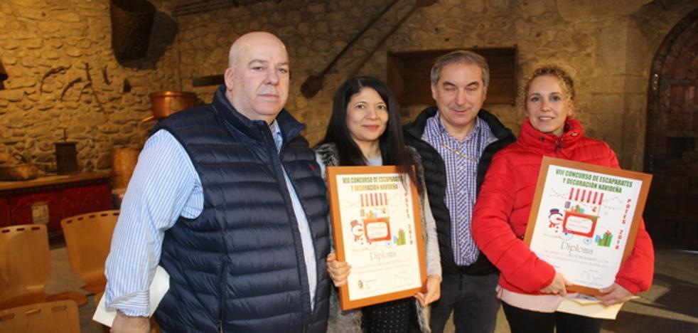 El Rincón de Nisio y Hadas de Anjana ganan el concurso de decoración navideña en Potes