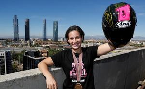 La piloto Ana Carrasco y el Real Madrid, entre los nominados a los Laureus