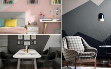Las geometrías conquistan los hogares