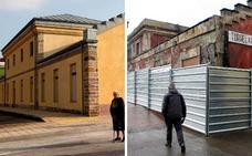 Renfe pone fin al estado de ruina de la emblemática estación de Sierrapando
