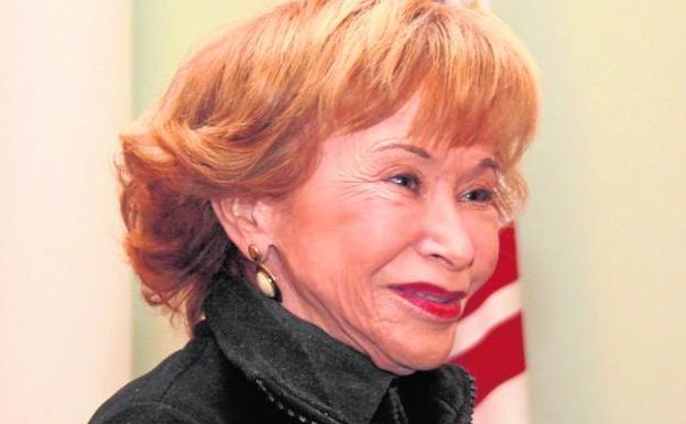 La nueva cara de María Teresa Fernández de la Vega
