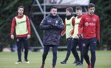 Iván Ania advierte de que el partido ante un «mejorado» Mirandés «es importantísimo»