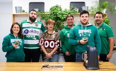Cocinamos un 'brownie' sin gluten con parte del Aldro Energía Independiente Rugby Club