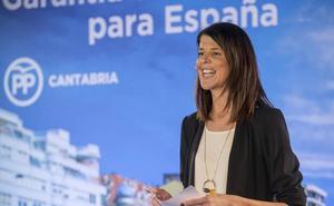 Ruth Beitia rompe hoy en la convención nacional del PP su silencio de siete días