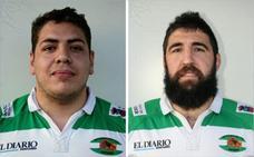 Joaquín Domínguez y Manuel Mora, jugadores del Aldro, convocados con la selección española