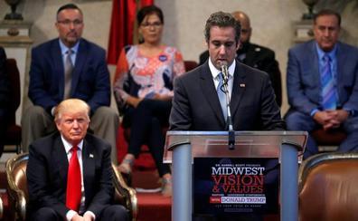 Trump instruyó a su abogado para que mintiese ante el Congreso sobre sus negocios con Rusia