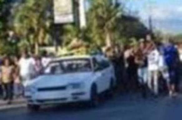 La joven asesinada en Laredo es enterrada en la República Dominicana
