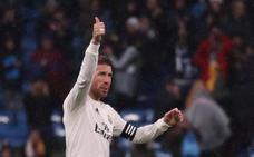 Sergio Ramos: «Necesitábamos encontrarnos con nosotros mismos»