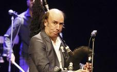 Carlos Núñez: «En mis conciertos la gaita suena más fuerte que una actuación de AC/DC»