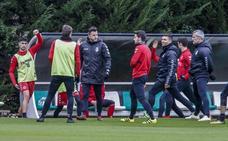 «El del Mirandés es el partido más importante desde que empezó la Liga»