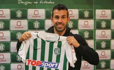 Cristian Portilla es ya nuevo jugador del Zalgiris Vilnius