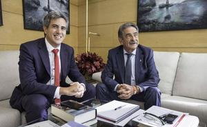 El PRC insta a Zuloaga a trabajar «más» para que el Estado «cumpla» con Cantabria
