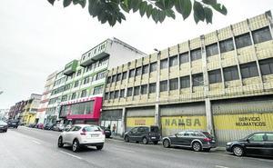 Los antiguos Talleres Nansa, en la calle Castilla, se convertirán en hotel