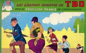 Aquellos inventos del 'TBO'