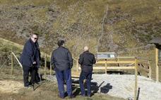 Cabuérniga rehabilita una antigua lobera del Parque Natural Saja-Besaya