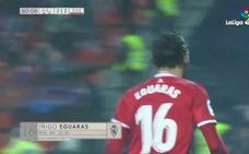 Los cinco mejores goles de la jornada 22 de Segunda