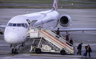 Las rutas a Madrid y Barcelona y otro buen año de Ryanair, pilares del crecimiento del Seve