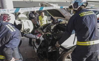 El primer examen de la oposición a bombero conductor de Santander se realizará el 16 de febrero