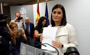 La exministra de Sanidad Carmen Montón participará en Cantabria en un debate sobre el modelo público