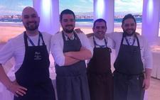 Cantabria promociona su gastronomía en Madrid Fusión con seis cocineros