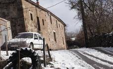 Paisajes nevados en Valdeolea y Alto Campoo