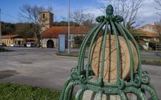 La estela de Gajano