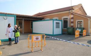 El centro de salud de Marina de Cudeyo se traslada a las antiguas escuelas de Elechas