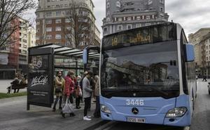 EvoBus fabricará los nueve autobuses que comprará el Ayuntamiento