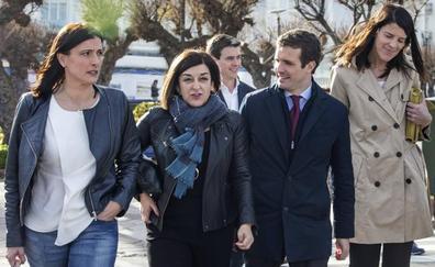 Beitia abandona la política y Buruaga será la candidata del PP en Cantabria
