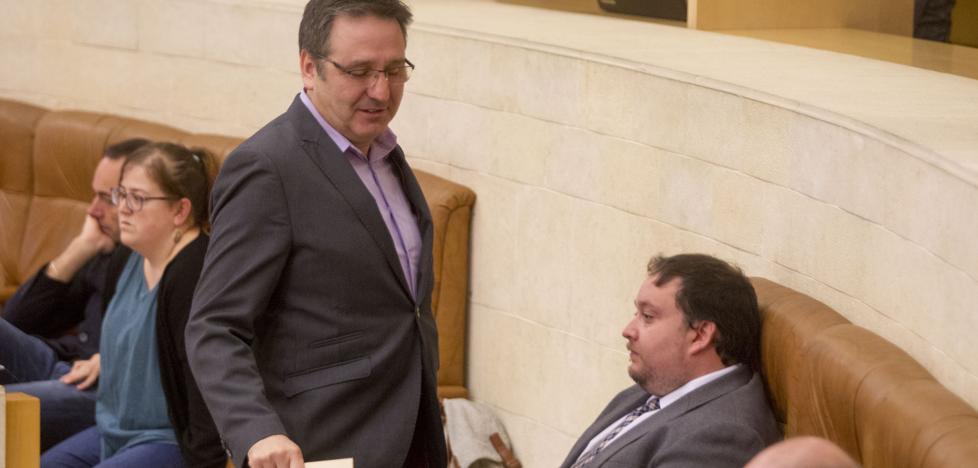El nuevo Grupo Mixto en el Parlamento sigue sin ponerse de acuerdo sobre su funcionamiento