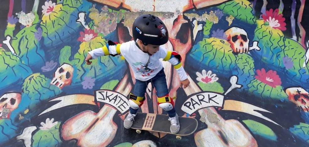 Skate, ese gran descubrimiento para disfrutar con tus hijos por Cantabria