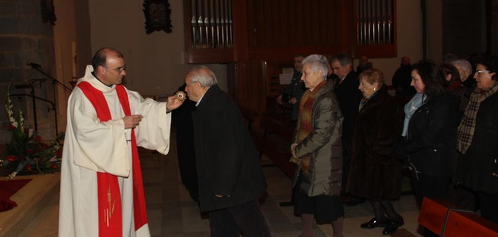 Donada una reliquia de San Vicente Mártir a la iglesia parroquial de Potes