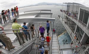Más de 200.000 personas de 92 países visitaron el Centro Botín en 2018