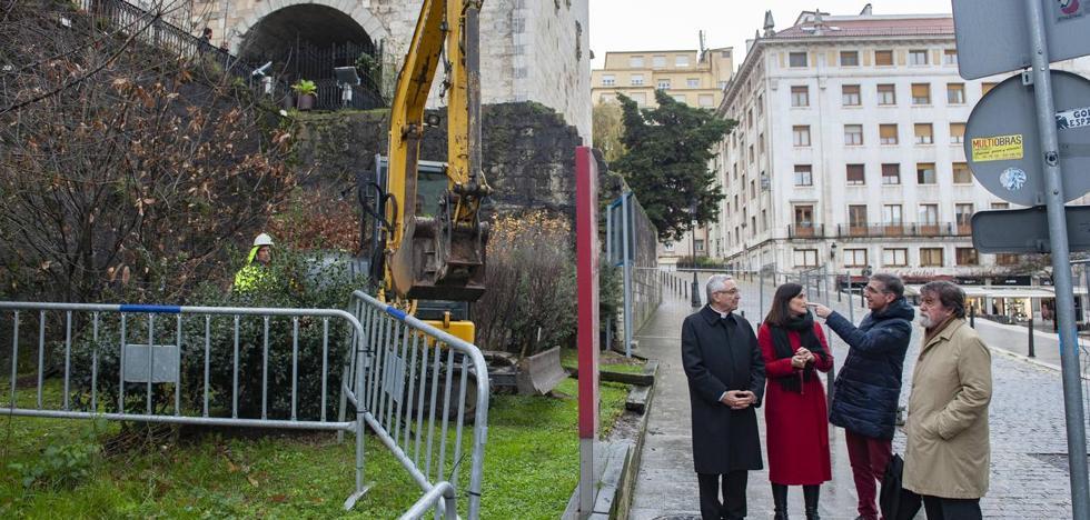 Arranca la remodelación de Somorrostro que permitirá recuperar el «Santander primigenio»