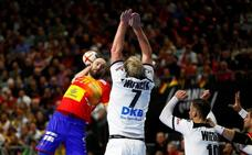 Alemania-España, en directo