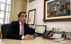 Calderón afirma que la elección de Sáenz de Buruaga como candidata «cambia las cosas»