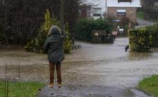 «Lo peor del temporal ha pasado, pero seguimos atentos a los ríos»