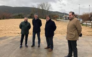Costas finaliza la regeneración de Trengandín tras demoler el hotel Tamarises