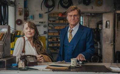 'The Old Man and the Gun' y otros estrenos