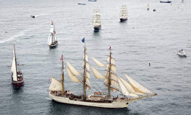 Santander acogió en 2009 el II Festival del Mar