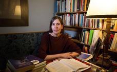 Luz Morán, que hoy será rectora de la UIMP, vissitará Cantabria en febrero