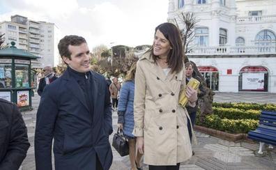 Beitia formaliza su baja como diputada y Cortabitarte tomará posesión el 4 de febrero