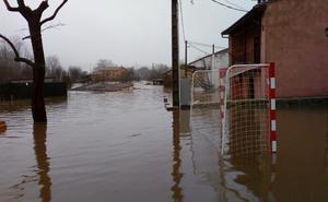 Imágenes de las inundaciones en toda la región