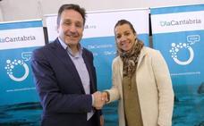 Lidia Laso y Antonio Real, candidatos de OlaCantabria a las elecciones europeas