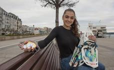 Peñalver: «No noto mucho la diferencia de correr con raquetas o sin ellas»