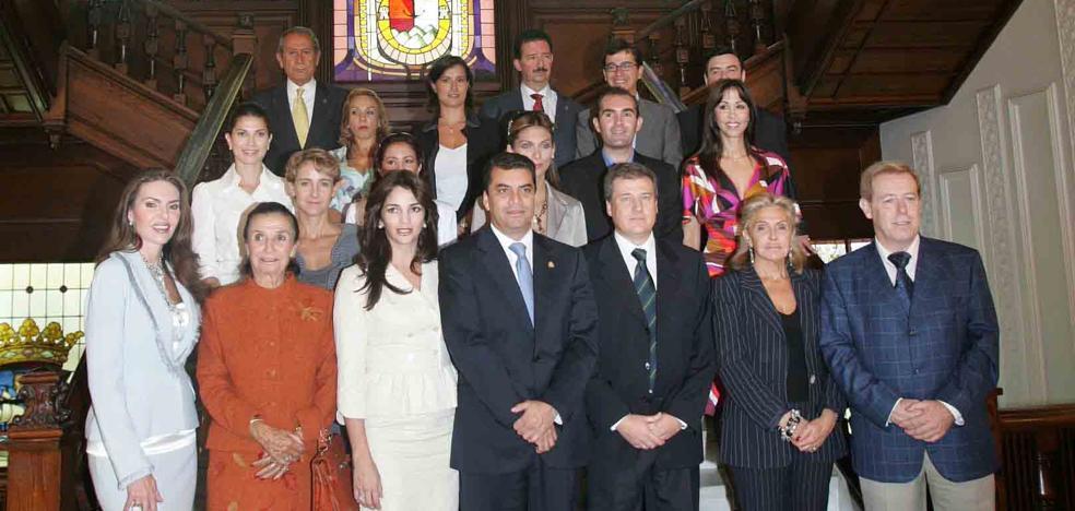 La inolvidable visita de Elio Berhanyer a Santander
