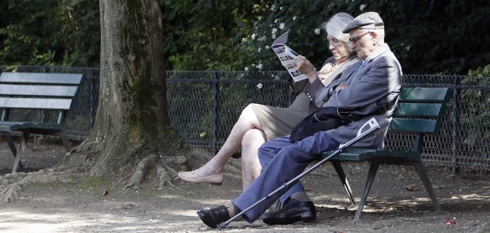 El gasto en pensiones registra su mayor subida en más de una década