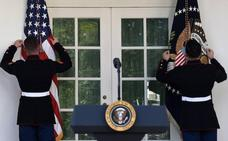 Trump firma el acuerdo para reabrir la Administración de EE UU